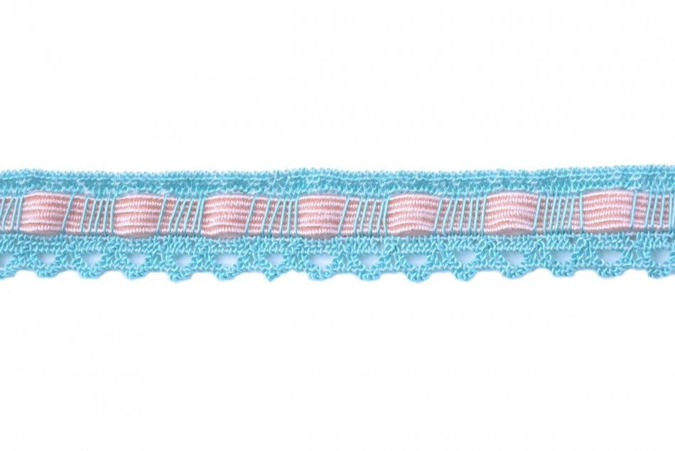 Braided ribbon Lace